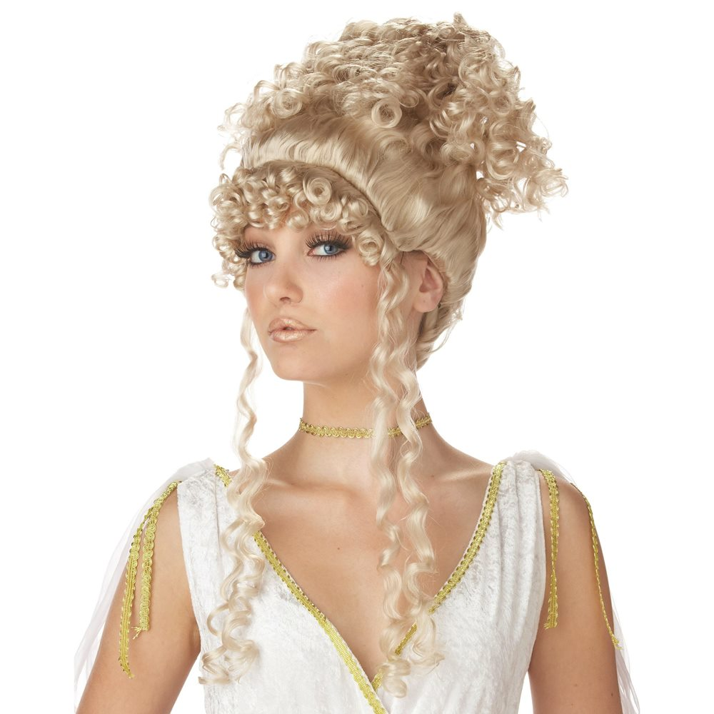 Picture of Athenian Goddess Wig