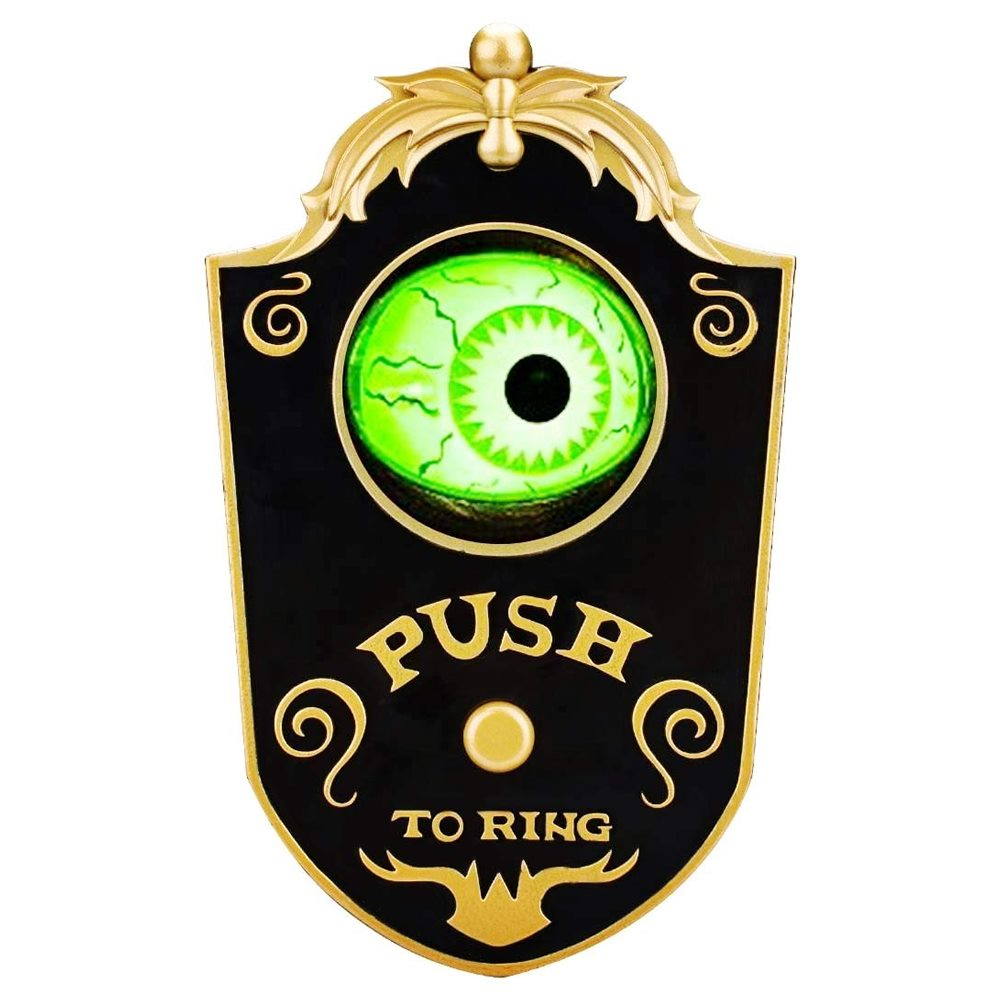 Picture of Haunted Eyeball Animated Doorbell