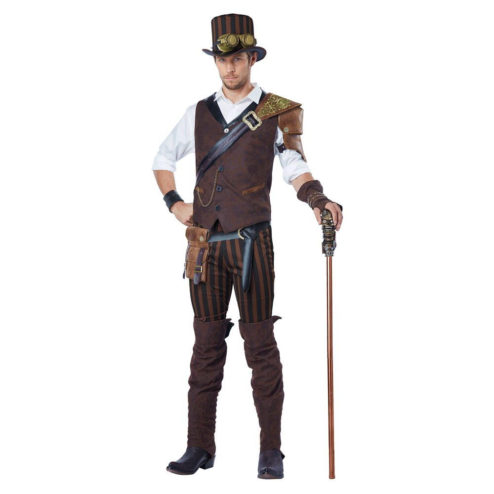 Picture of Steampunk Adventurer Adult Mens Costume