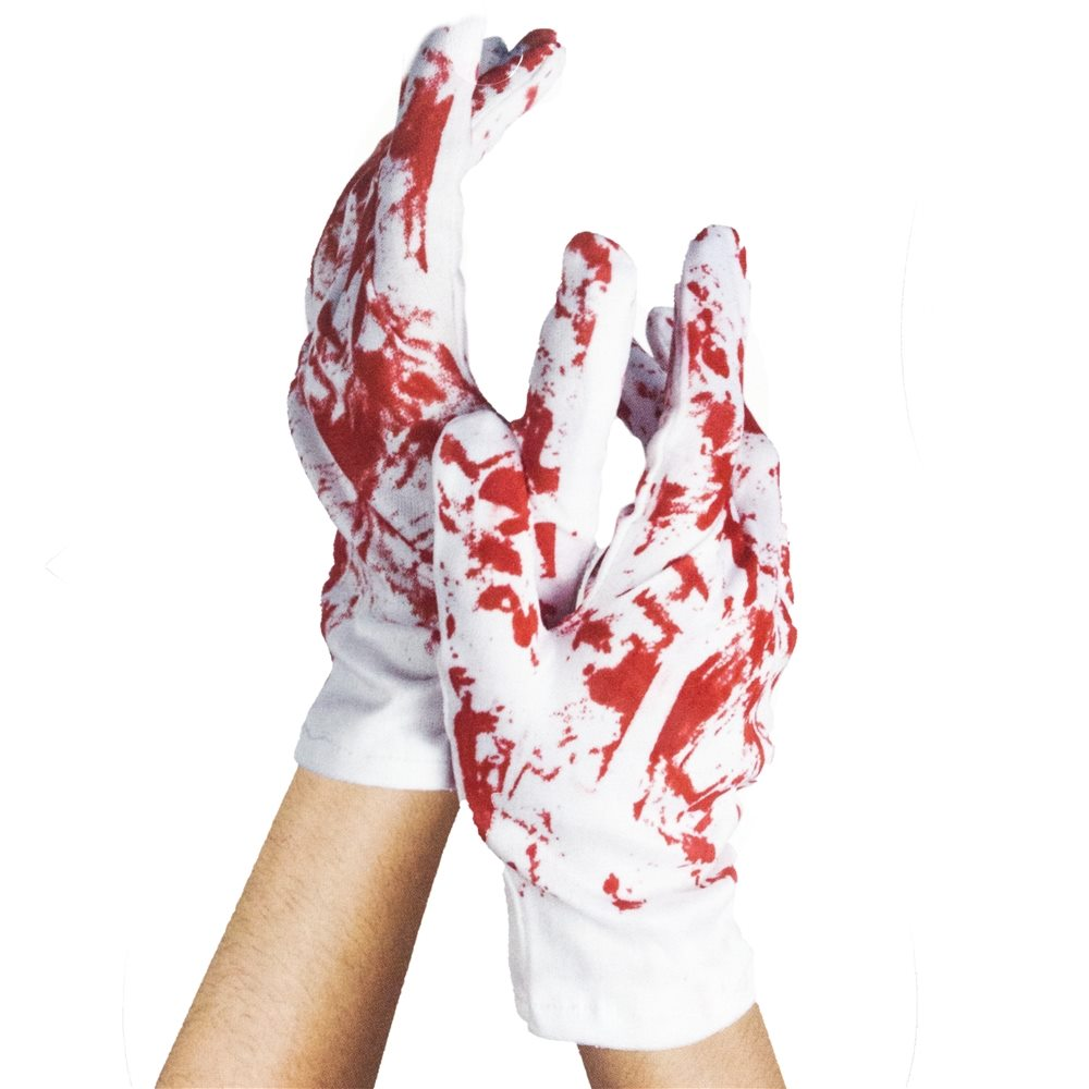Picture of Bloody Gloves