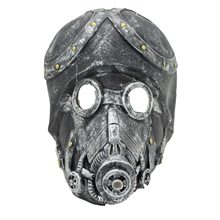 Picture of Bio-Steampunk Latex Mask