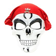 Picture of Born to Be Bad Skull Mask