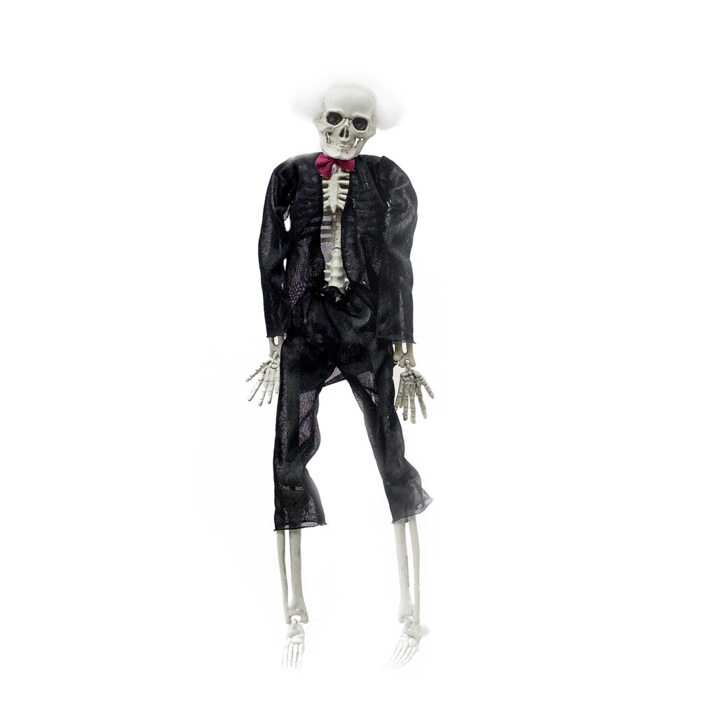 Picture of Gent Old Man Skeleton Prop