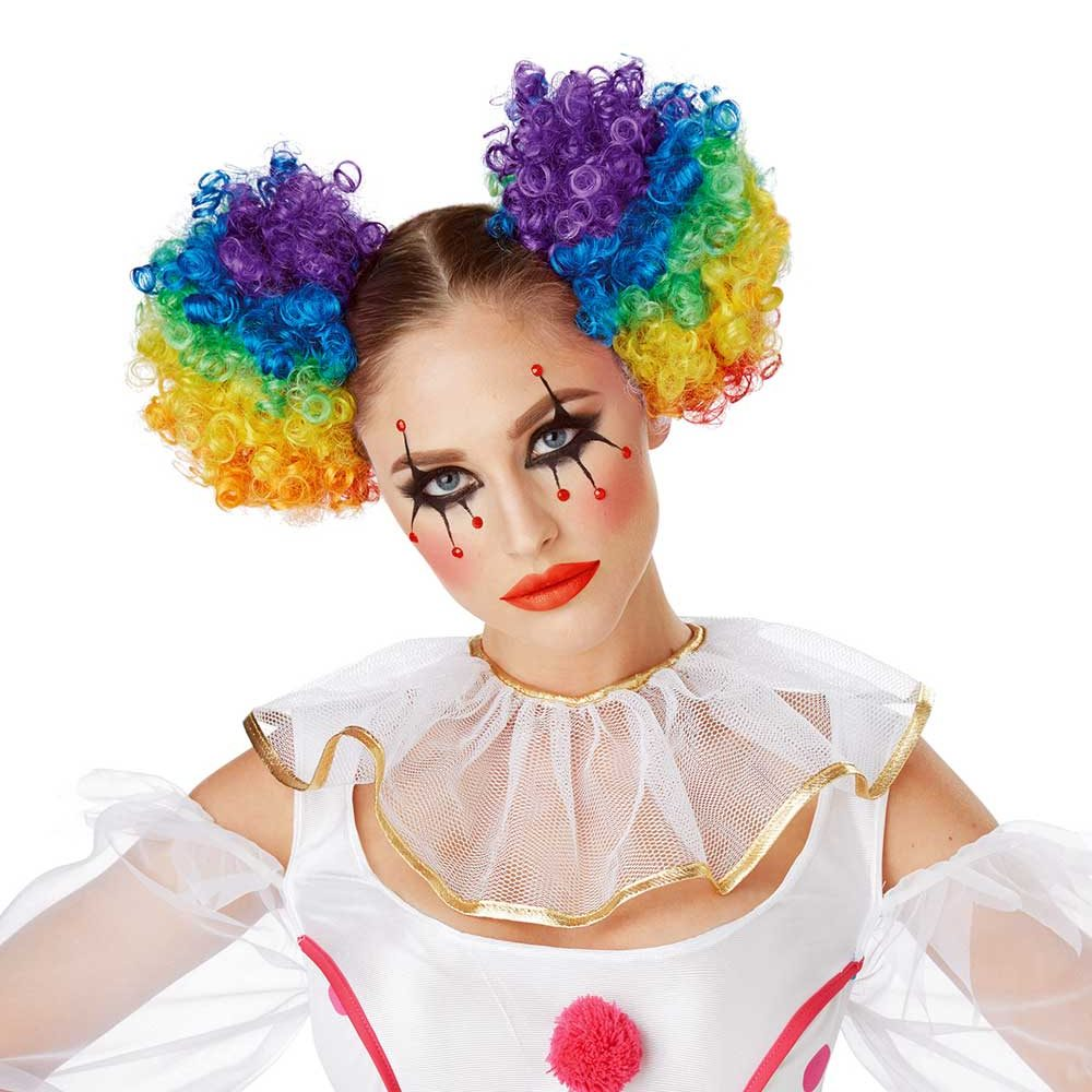 Picture of Clown Puffs Wig