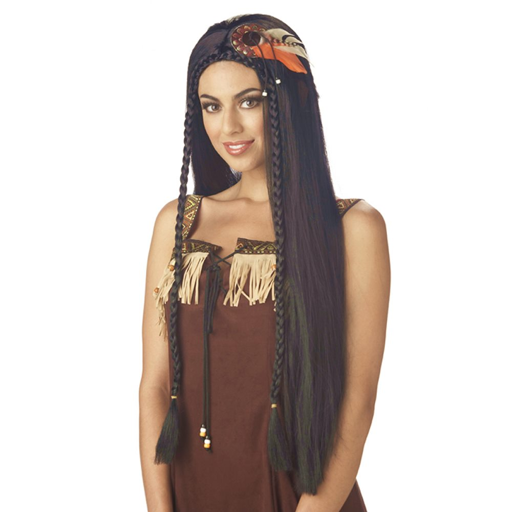 Picture of Sexy Indian Princess Wig