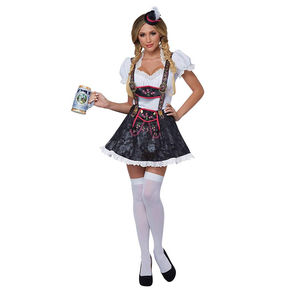 Picture of Flirty Fraulein Adult Womens Costume