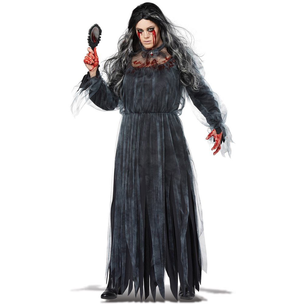 Picture of Legend of Bloody Mary Adult Womens Plus Size Costume