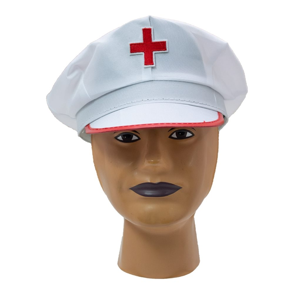 Picture of White Nurse Hat
