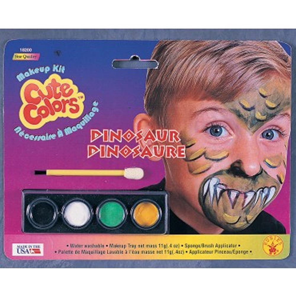 Picture of Dinosaur Child Makeup Kit
