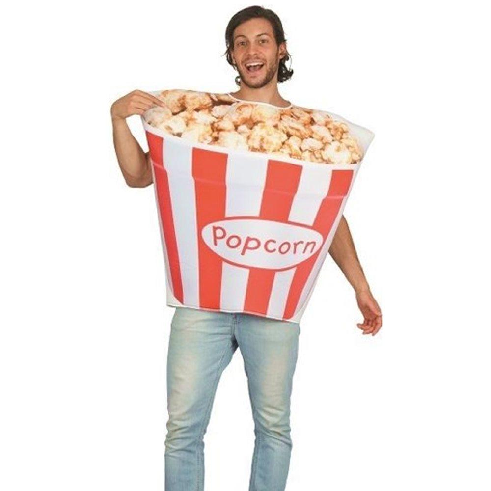 Picture of Popcorn Adult Unisex Costume