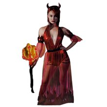 Picture of Sultry Inferno Adult Womens Costume