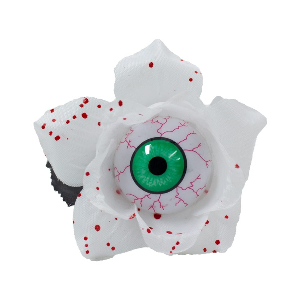 Picture of White Bloody Eye Rose