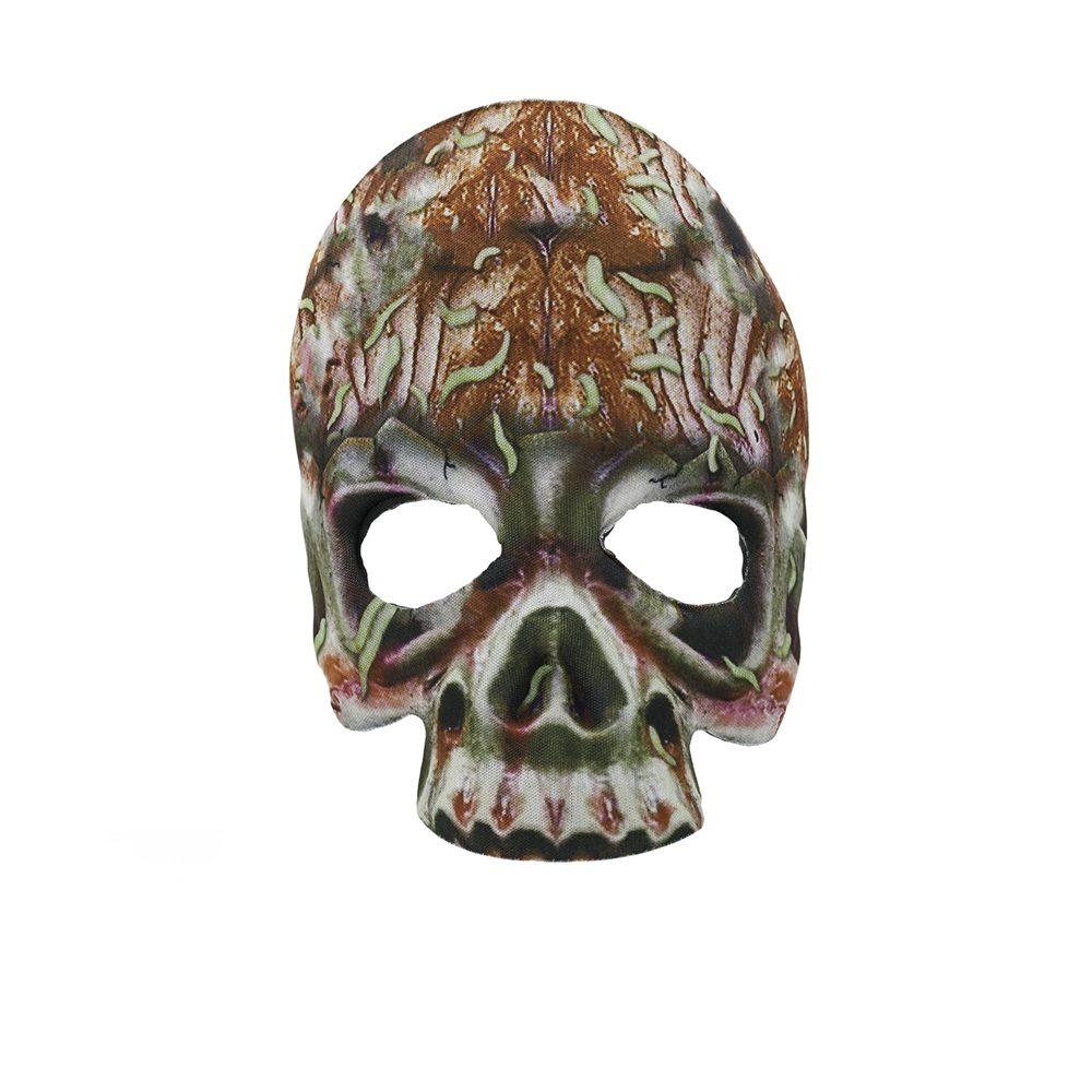 Picture of Maggot Brains Half Mask