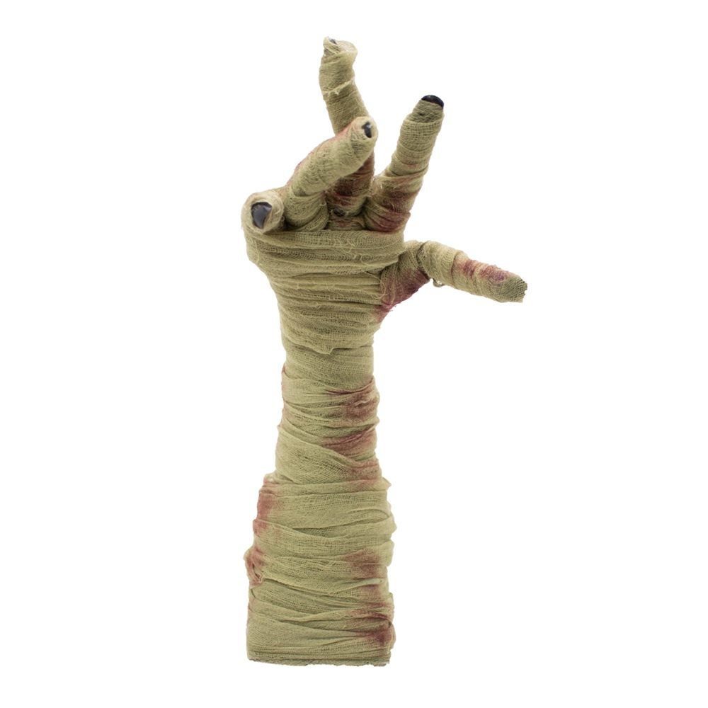 Picture of Brown Animated Mummy Hand