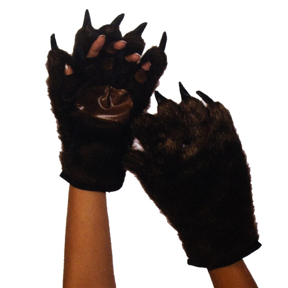 Picture of Hairy Wolf Gloves