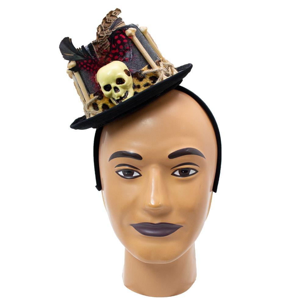 Picture of Voodoo Mini Hat Headband