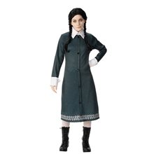 Picture of Addams Family Movie Wednesday Adult Womens Costume