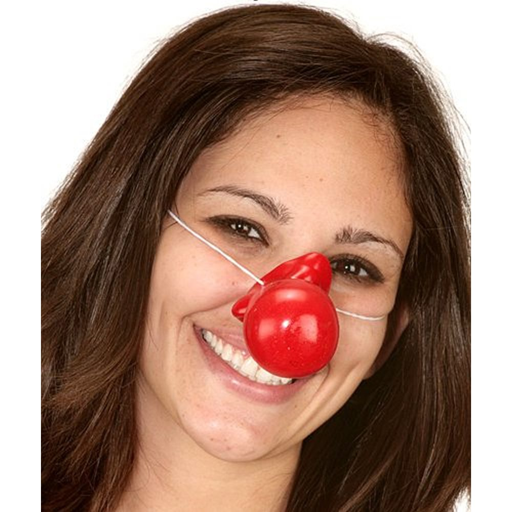 Picture of Red Honking Clown Nose