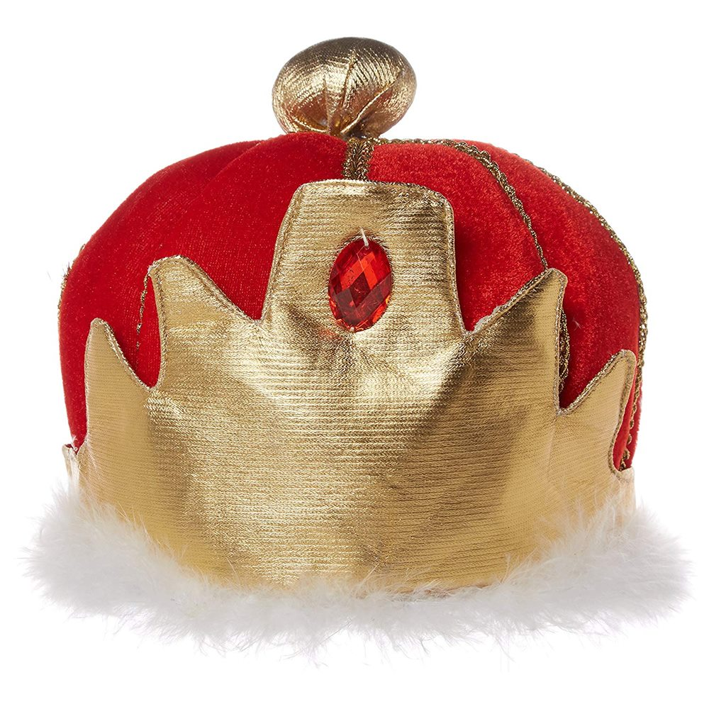 Picture of Plush Queen's Crown