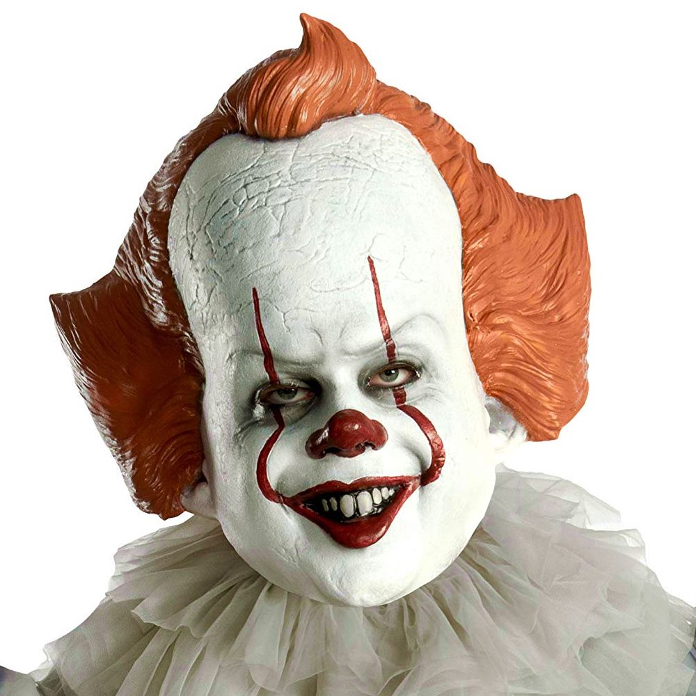 Picture of It Chapter Two Pennywise Vinyl Mask